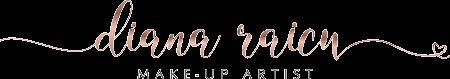 Diana Raicu – Machiaj profesional, mireasa, zi, seara, evenimente, corporate, televiziune Bucuresti Logo